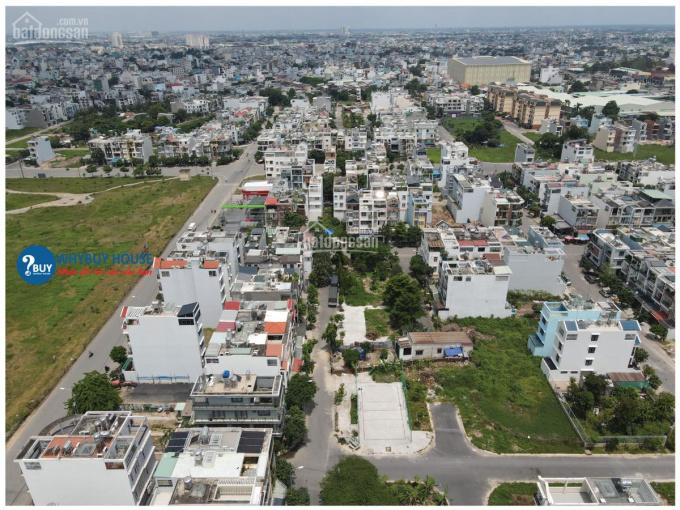 Bán đất sổ đỏ dự án An Sương 65ha quận 12, 90m2, giá 6,2 tỷ, gần công viên An Sương Park ảnh 0
