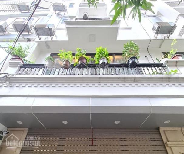 Bán nhà Thành Công, Ba Đình, 38m2 x 5 tầng, MT 4.5m, giá 6.6 tỷ, kinh doanh ảnh 0