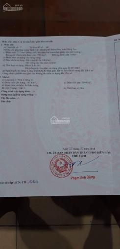 Bán nhà Bùi Văn Hoà kế bên trường cao đẳng nghề Số 8 ảnh 0