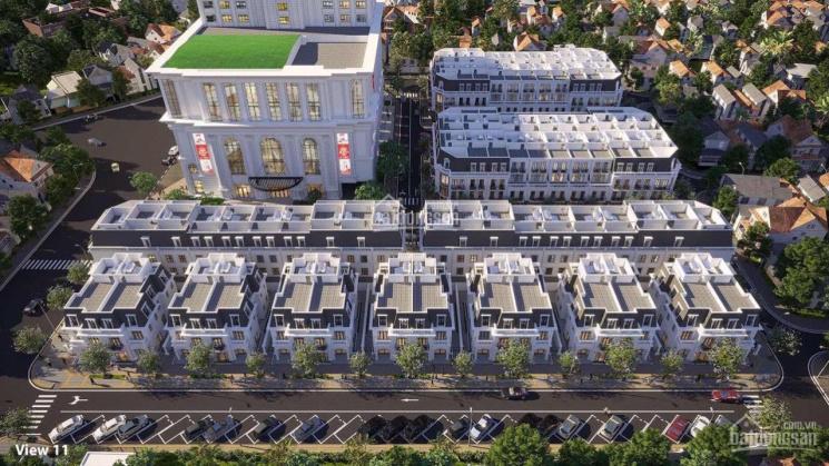 Suất ngoại giao lô đẹp tại Vincom shophouse Hà Giang, giá chỉ 10.5 tỷ trực tiếp CĐT, nhận nhà ngay ảnh 0