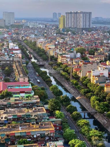 Bán căn góc 3pn 105m2 tòa Asahi chung cư Hinode City 201 Minh Khai tầng cao ban công view sông Hồng ảnh 0