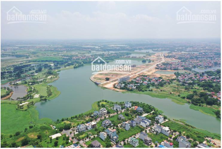 Bán biệt thự ven hồ Đầm Vạc - hướng Đông Nam - diện tích 200m2 - giá chủ đầu tư - sổ đỏ lâu dài ảnh 0