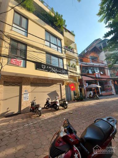 Bán nhà đất Phan Kế Bính, 57m2 lô góc, ngõ nông, gần phố, chỉ 6.6 tỷ ảnh 0