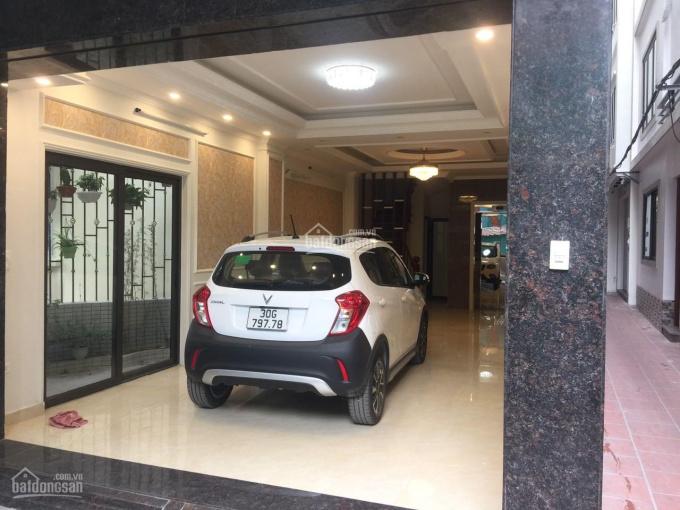 Bán nhà đẹp lô góc Hồ Tùng Mậu 7 tầng thang máy, 65m2, gara ô tô, kinh doanh VP, 8.3 tỷ, 0962039998 ảnh 0