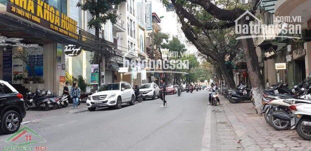 Mặt phố Triệu Việt Vương, vỉa hè, kinh doanh: 40m2, 7 tầng, mt 4m, giá 21,5 tỷ (Lh: 0936306563) ảnh 0