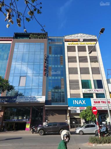 Bán nhà mặt phố Trần Phú - DT 60m2 - 6 tầng, thang máy - Vỉa hè ô tô - kinh doanh 24/7 - giá 14 tỷ ảnh 0