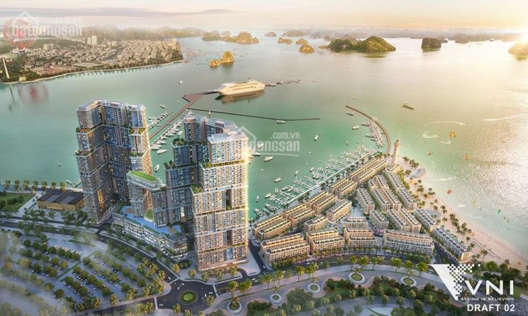 Sun Marina Town - căn hộ siêu du thuyền trên không ảnh 0