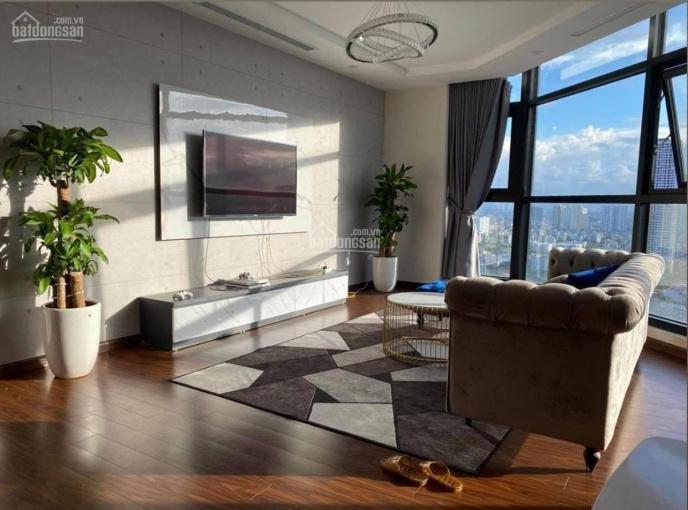 Bán gấp CCCC Roman Plaza - căn góc 124m2 - full nội thất - 4.3 tỷ ảnh 0
