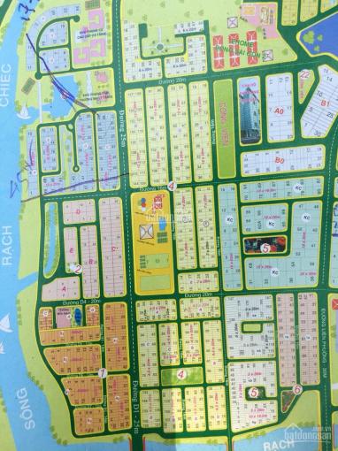 Cần bán gấp các nền dự án KDC Nam Long - trục đường D3, Phường Phước Long B, Q9, Tp Thủ Đức ảnh 0