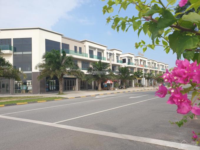 Bán 1 căn shophouse góc vườn hoa trục chính Hữu Nghị 56m, tại VSIP Bắc Ninh đã hoàn thiện ảnh 0