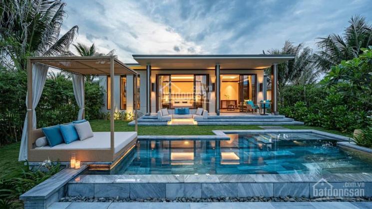 Cực sốc: Bán villa mặt biển Fusion Maia Quy Nhơn Resort 5*, 4 phòng ngủ, 600m2, 23tỷ ảnh 0