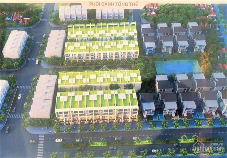 Khu biệt thự Hiệp Phúc - dự án shophouse Tân Lợi ảnh 0