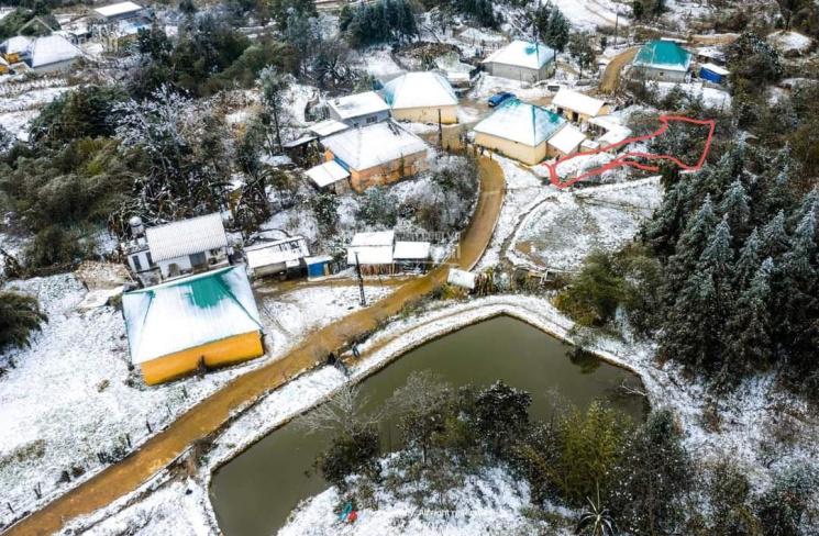 Bán mảnh đất nằm vị trí đắc địa tại ngôi làng có Tuyết rơi thuộc khu du lịch Y Tý - Sapa 2 ảnh 0