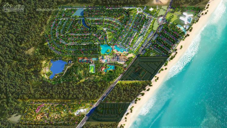 Bán nhà phố biển NovaWorld Hồ Tràm - phân khu Nhật Morito 6x20m - khu biển - giá 8.820 tỷ/căn ảnh 0