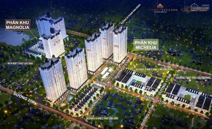 Chỉ với, 100, triệu đặt chỗ sở hữu suất ưu tiên CC The Jade Orchid - Vimefulland gần Phạm Văn Đồng ảnh 0