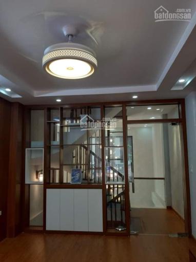 Bán nhà ở Hoàng Hoa Thám, Ba Đình, khu phân lô bộ giáo dục, nhà mới xây giá chỉ 6.2 tỷ ảnh 0