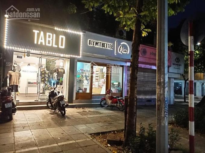 Đầu tư kinh doanh mặt phố Bà Triệu vỉa hè ô tô: 45m2 X 2T, lô góc đẹp ảnh 0