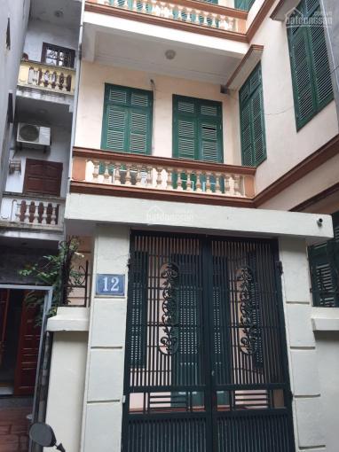 Bán nhà ngõ 84 Ngọc Khánh Ba Đình 4.95 tỷ, 68m2x4T nhà đẹp gần VTV ảnh 0