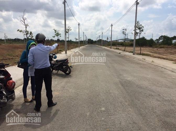 Bán gấp đất xây trọ khu công nghiệp Tân Kim, DT 300m2/giá 3tỷ200tr. LH 0778102671 ảnh 0