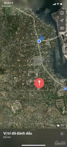 Đất 2 MT đường Đồng Bà Thìn - Suối Cát, phân được ít nhất 15 lô, giá đầu tư LH 0912267079 ảnh 0