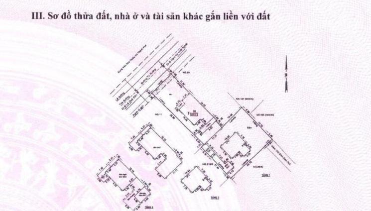 Bán nhà mặt tiền siêu Vip Tú Xương, Quận 3, 1 trệt 3 lầu, 1013m2, sổ hồng ảnh 0