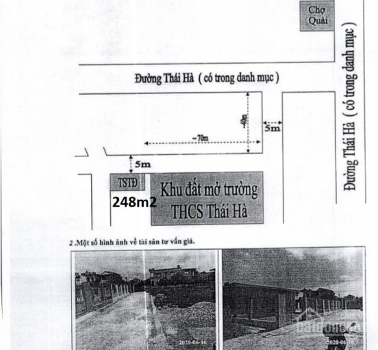 Nhà đất phân lô cạnh UBND xã Thái Hà, Thái Thụy, Thái Bình - có bể bơi, sân vườn ảnh 0