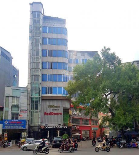 Bán nhà mặt phố Nguyễn Thái Học, Ba Đình 50m2, mặt tiền 5,4m, 4 tầng, cho thuê 90tr/1 tháng, KD ảnh 0