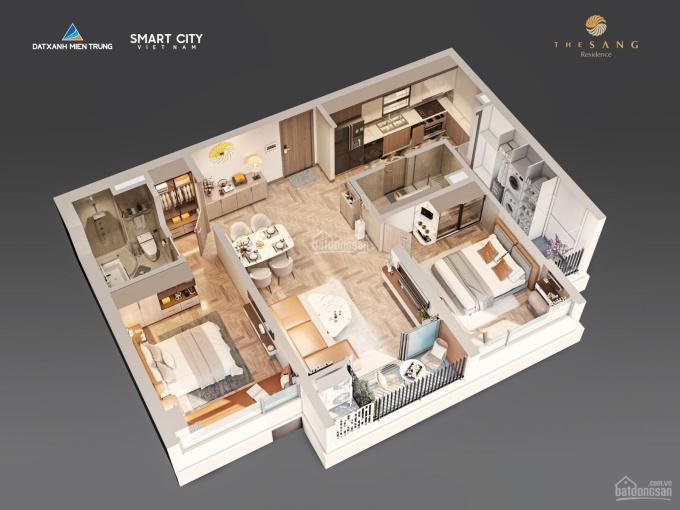 Sở hữu ngay căn hộ biển 5 sao The Sang Residence chỉ từ 1,2 tỷ ảnh 0
