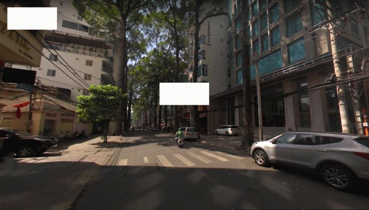Bán khách sạn mặt tiền Bùi Thị Xuân, Q1, 1 hầm + 10 tầng, 2 căn liền kề ảnh 0