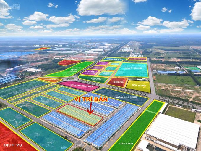 Cần bán gấp dãy trọ ngay trung tâm hành chính huyện Bàu Bàng ảnh 0