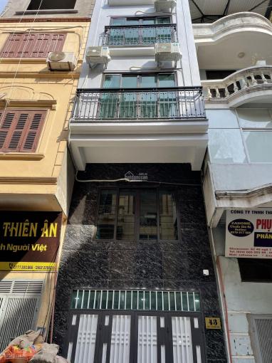 Cho thuê chung cư mini 116 Nguyễn Xiển, full đồ, ô tô đỗ cửa ảnh 0