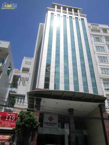 Bán tòa nhà mặt phố Hoàng Cầu, Đống Đa 225m2 11 tầng thông sàn thang máy kinh doanh dòng tiền ảnh 0