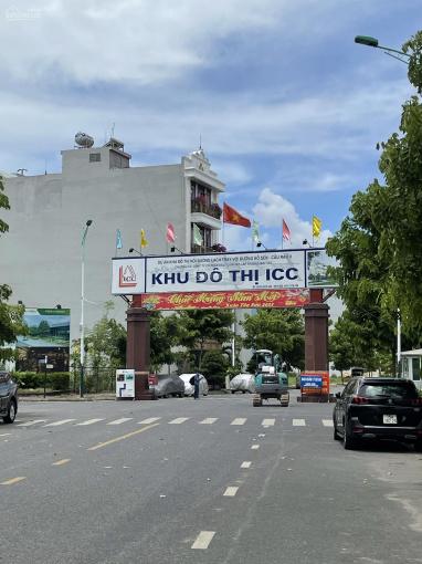 Bán đất lô góc tuyến 1 dự án ICC Quán Mau - Lê Chân - Hải Phòng ảnh 0