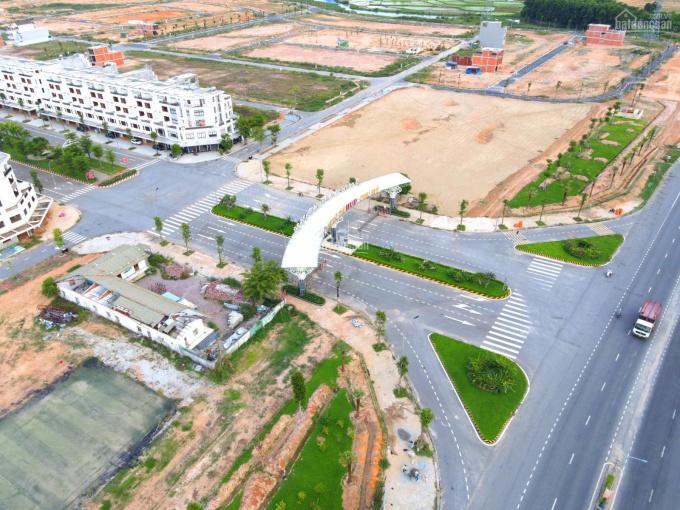 Bán đất Khu đô thị Phú Mỹ Quảng Ngãi giá rẻ, đã có sổ ảnh 0