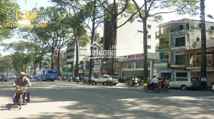 Bán nhà góc 2 mặt tiền Trần Hưng Đạo - Đề Thám, Quận 1. DT: 4,3m x 20m, giá bán 42 tỷ TL ảnh 0