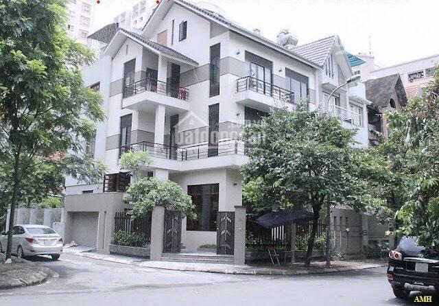 Bán biệt thự rẻ nhất KĐT Trung Yên 5 tầng 205m2 thông Vũ Phạm Hàm, mặt tiền 8.5m, làm VP, cho thuê ảnh 0