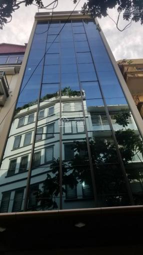 Tòa nhà văn phòng mặt phố Dịch Vọng Hậu, 550m2 10 tầng, MT 16m, dòng tiền khủng, giá cực tốt ảnh 0