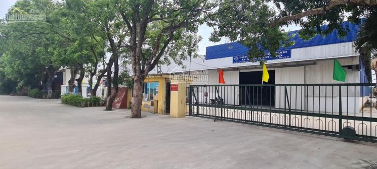 Cho thuê nhà xưởng chính chủ tại km34 + 300 Quốc Lộ 5, Quán Gỏi, Vĩnh Hưng, Bình Giang, Hải Dương ảnh 0