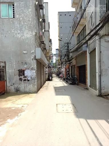 Bán nhà cuối đường Nguyễn Khuyến, Hà Đông, ô tô dừng đỗ ngày đêm đi bộ 20m vào nhà, 36m2, 2.5 tỷ ảnh 0