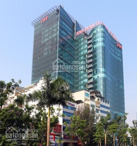 Cho thuê 100m2 đến 1300m2 văn phòng tòa 789 Tower, đẹp nhất Hoàng Quốc Việt. LH 0909300689 ảnh 0