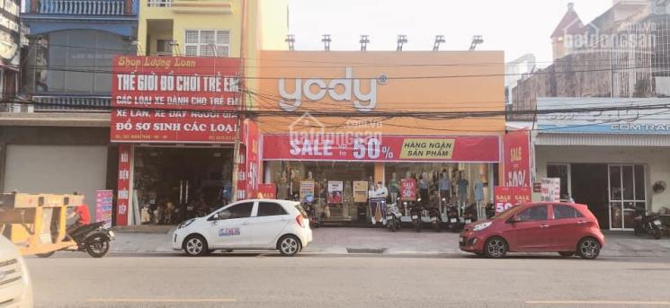 Cho thuê mặt tiền 8.8m, DT: 250m2 phố Lạch Tray phù hợp làm showroom, siêu thị, ngân hàng ảnh 0