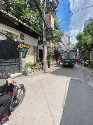 Nhà hẻm xe tải Trịnh Đình Trọng, 4 tầng, 200m2 ảnh 0