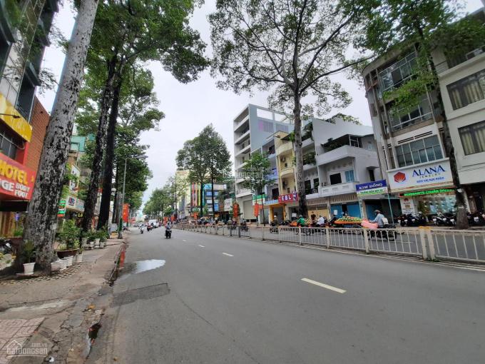 Hẻm ôtô sát MT Trần Hưng Đạo, Q5. DT: 4x15m, xây 5 tấm mới đẹp ảnh 0