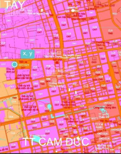 Bán đất mặt tiền đường Phan Đình Phùng quy hoạch 30m, đối diện bến xe huyện Cam Lâm. LH: 0962670950 ảnh 0