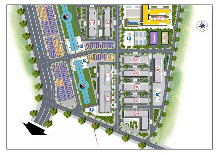 Chuyển nhượng căn shop house vip C31 133m2 đẹp nhất dự án Cát Tường Smart City ảnh 0