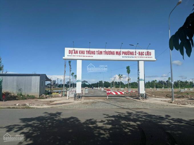 Đất nền TTTM ven sông TP Bạc Liêu, sổ riêng, chiết khấu 7%, quà tặng giá trị. LH 0902.994.738 ảnh 0