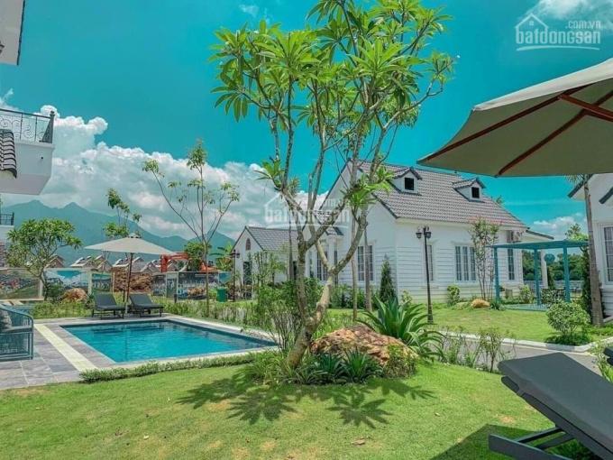 Biệt thự khoáng nóng Vườn Vua Resort & Villas - cam kết sinh lời ảnh 0