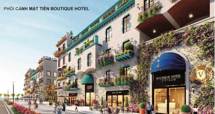 Boutique Hotel dẫn đầu xu hướng, nâng tầm trải nghiệm chỉ với 2,8 tỷ (15%) - hỗ trợ 0% LS 24 tháng ảnh 0