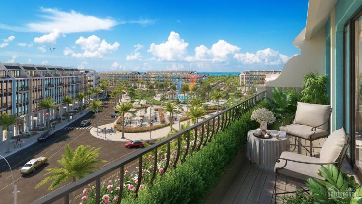 Bán biệt thự, shophouse mặt biển sở hữu lâu dài, 2 mặt tiền gần TP Hội An, từ 8 tỷ/căn. 0963066341 ảnh 0
