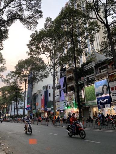 Bán nhà 2 MT Đường Lê Lai - Nguyễn Văn Tráng, P. Bến Thành Q. 1 DT: 5.5 x 20m trệt 4 lầu giá 130 tỷ ảnh 0